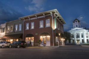 The Everett Hotel and Bistro, Fly Fishing the Smokies, Bryson City