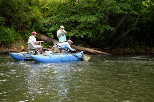 Fly Fishing the Smokies, Tuckasegee River, Fly Fishing Guides, North Carolina, Western North Carolina, Bryson City, Fishign Guides, Float Trips, Drift Boat
