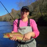 Great Smoky Mountains Fishing Report mid November