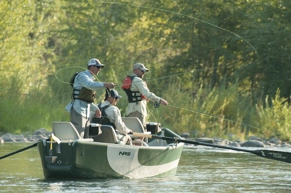 Fall Float Trip Special, Fly Fishing the Smokies, Tuckasegee River Float Trips, Trout Fishing Guides Tuckasegee River, Bryson City Fly Fishing Guides Float Trips