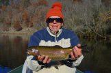 Tuckasegee River Rainbow
