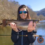 Great Smoky Mountains Fishing Report December 14th, Winter Fly Fishing, Fly Fishing the Smokies, Tuckasegee River Fishing Guides, Fly Fishing Bryson City,
