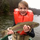 December Fly Fishing, North Carolina Steelhead Fishing, Fly Fishing the Smokies