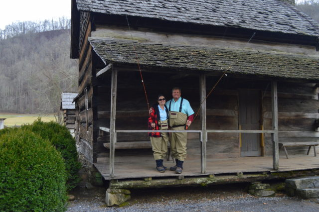 Great Smoky Mountains Fishing Report January 18th