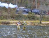 Tuckasegee River Fly Fishing