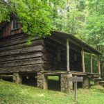 Hall Cabin Hazel Creek Fly Fishing the Smokies