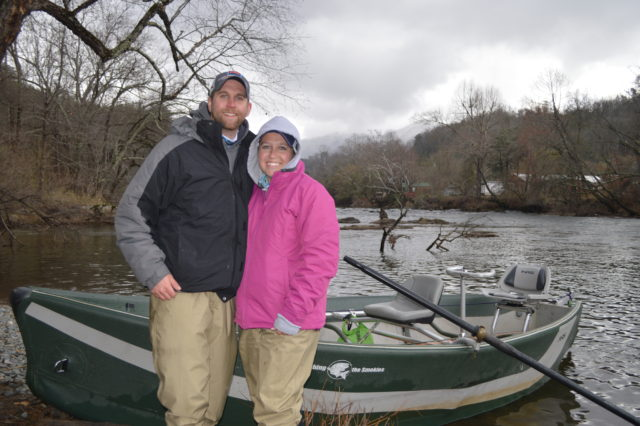 March Madness Fishing Report, Fly Fishing the Smokies Tuckasegee River guides, Best Fly Fishing Guides Tuckasegee River Western North Carolina Gatlinburg Pigeon Forge Bryson City Cherokee