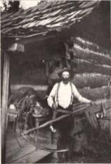 "Aquilla ""Quill"" Rose of Hazel Creek, fiddler and moonshiner"