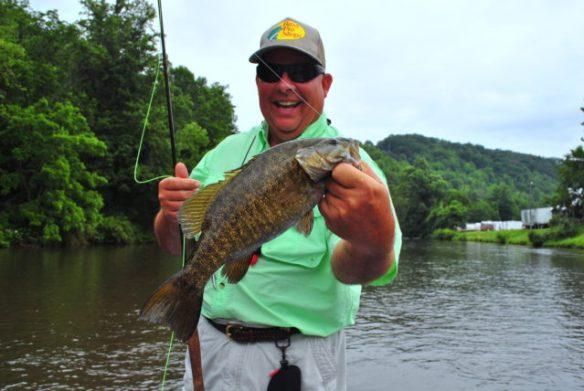 Float Trip Special, Drift Boat Fly Fishing Tuckasegee River