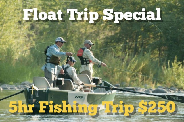 Float Trip Drift Bat Fly Fishing Trout Smallmouth Bass Smoky Mountains Gatlinburg Pigeon Forge Bryson City