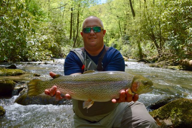 Brook Haven, Private Water Fly Fishing, Western North Carolina Private Fly Fishing, North Georgia Private Fly Fishing, Highlands Cashiers Private Fly Fishign Water, Trophy Trout Fly Fishing Trips,