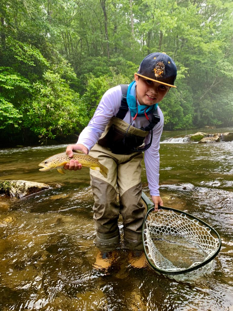 Great SMoky Mountains Fishing Report July 2nd 2019, Fly Fishing the Smokies, Fly Fishing, Smoky Mountain Fly Fishing, Bryson City Fly Fishing