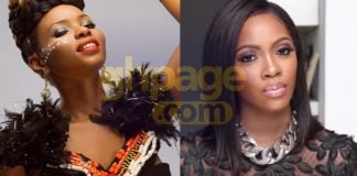 Yemi Alade and Tiwa Savage's fight for supremacy goes crazy as they unfollow each other on Instagram