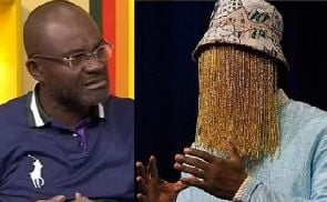Drama as Judge 'sings' 'Obia wo ne master' before Anas, Ken Agyapong ruling