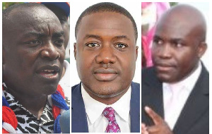 No Deputy Chief of Staff position for Kwabena Agyapong