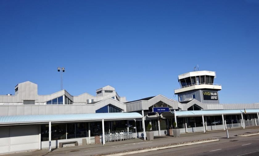 Växjö_Småland_Airport_land_side