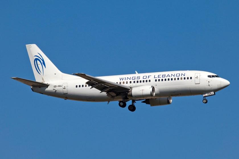 OD-HAJ_B737-3Q8_Wings_of_Libanon_(7947827346)