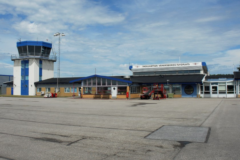Trollhattan-Vanersborg_Airport