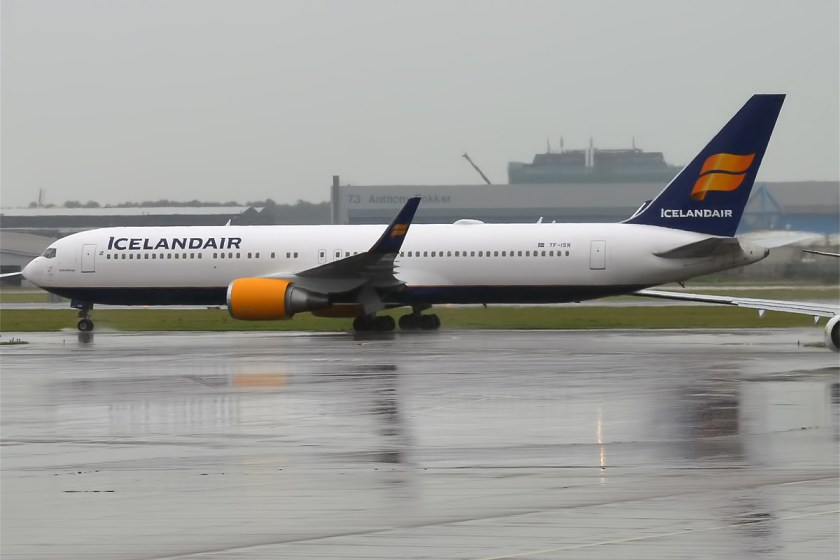 Icelandair Boeing 767-300ER