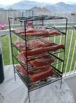 ... simple smoked trout recipe - locked & loaded!
