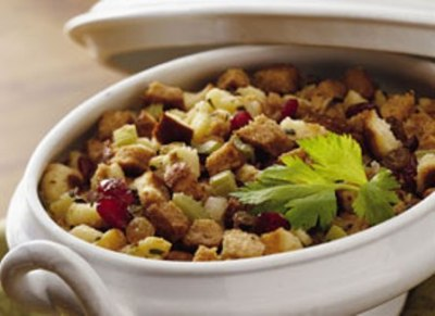 cranberry poultry stuffing ....... absolutley delicious!