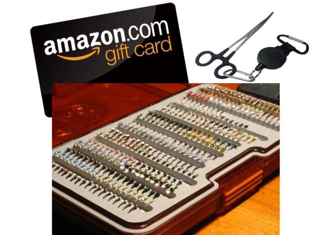 Fly fishing the amazon an amazon fly fishing products review for Amazon fishing equipment