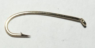 Togen Curved Nymph Hook
