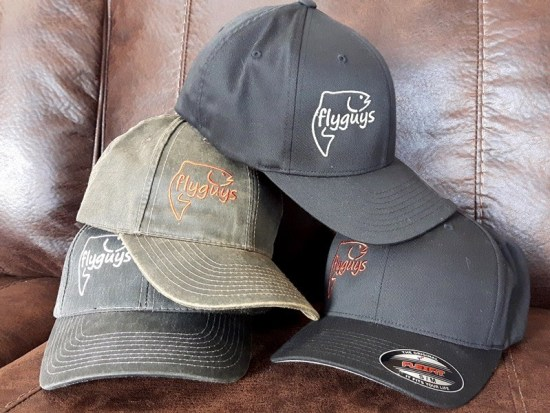 flyguys.net Fishing Hats