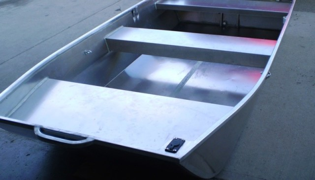 """Journey Boats (9'6"""") - Front Handle"""