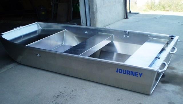 "Journey Boats (9'6"") - Flat Bottom Jon Fly Fishing Boat"