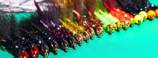 Custom Tied BC Interior Fly Patterns