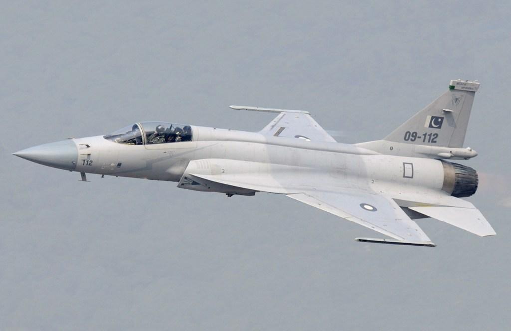 Pakistan AF JF-17