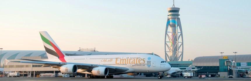 Dubai Airport. © dubaiairports.ae