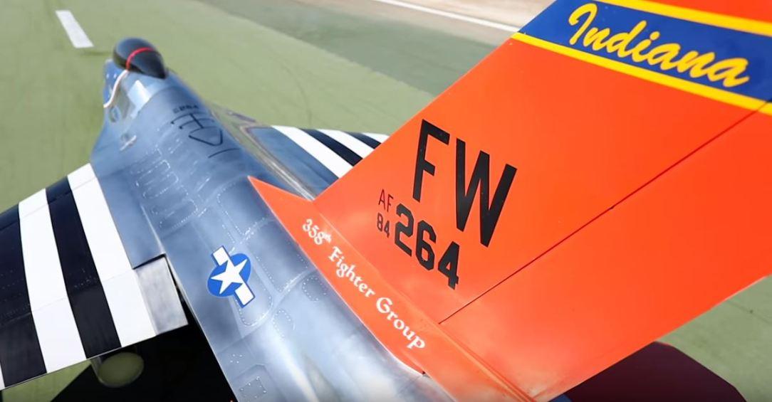 RC F-16