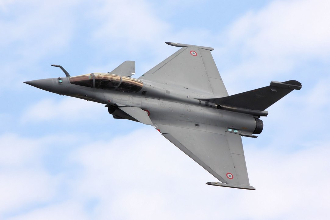 French Air Force Rafale B