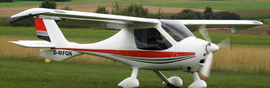 Flight Design CTSW D-MFGN