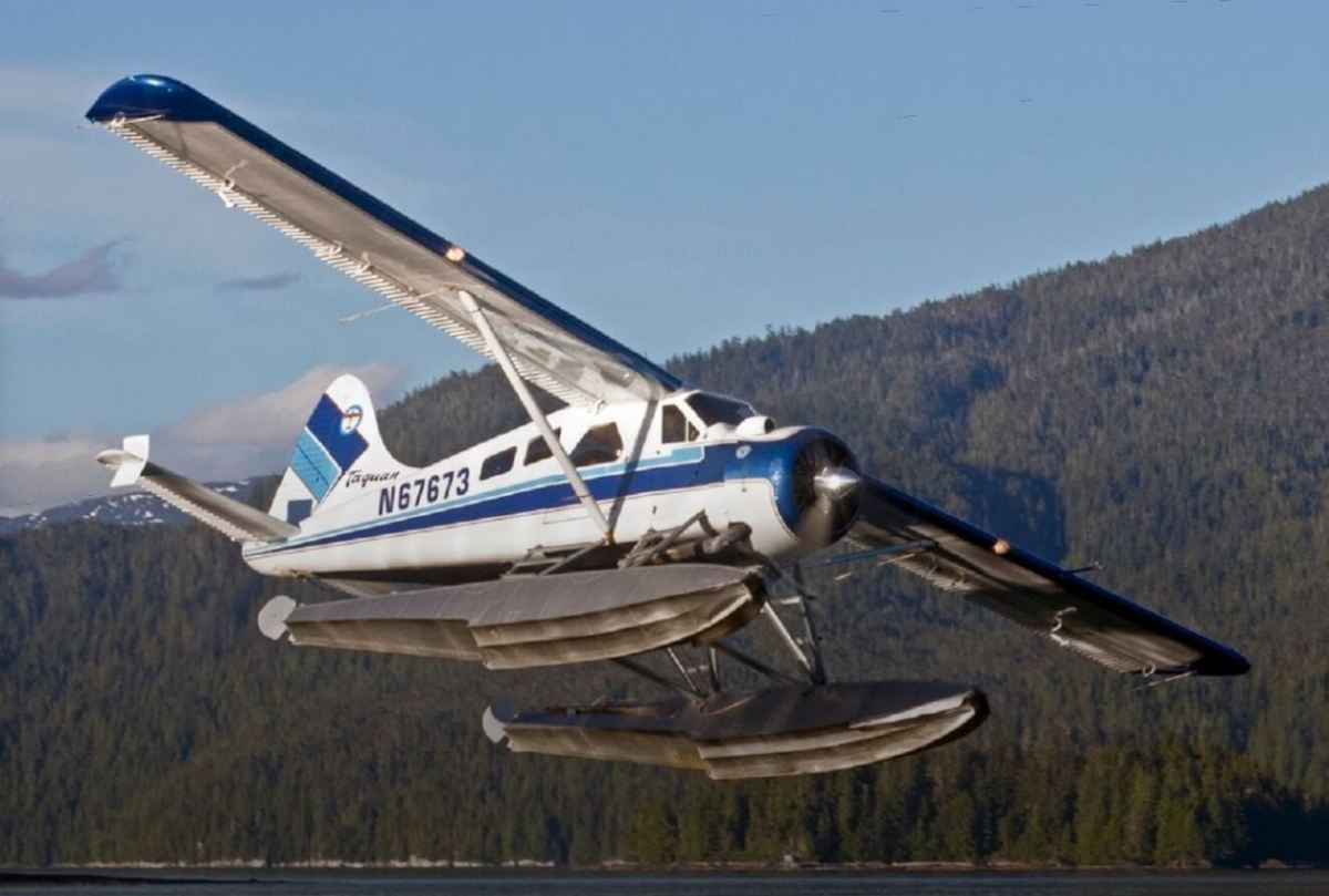 2 PEOPLE KILLED IN 2nd TAQUAN AIR FLOATPLANE CRASH IN 1 WEEK