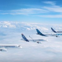 VIDEO - AIRBUS CELEBRATES ITS 50TH ANNIVERSARY WITH AWESOME FORMATION FLIGHT