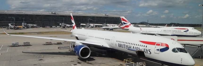 British Airways A350 Inaugural Flight Report