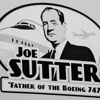 REMEMBERING JOE SUTTER, 'FATHER OF THE BOEING 747'