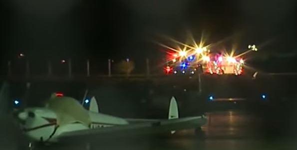 Plane crash Henderson Airport Las Vegas