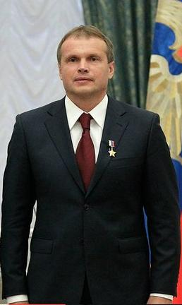 was awarded the title of the Hero of the Russian Federation on July 28, 2011 - Photo: Kremlin.ru