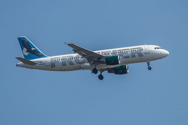 Severe Turbulence on Frontier Flight 226