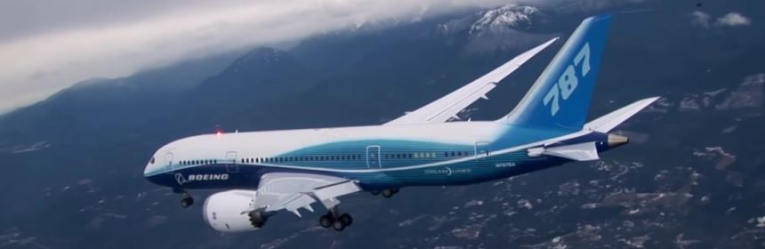 10 years after the Boeing 787 Dreamliner's first flight