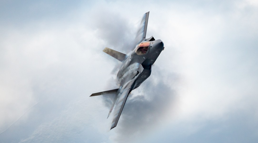 U.S. Air Force's F-35 Demo Team announces new schedule for 2020 airshow season
