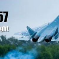 VIDEO - AMAZING DEMO OF SU-57 RC-MODEL