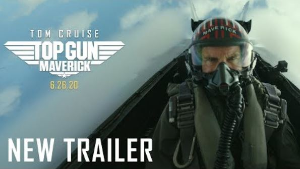 Top Gun: Maverick New Trailer