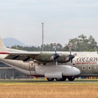 AMERICAN C-130 FIREFIGHTING AIRCRAFT CRASHED IN AUSTRALIA KILLING 3 PEOPLE