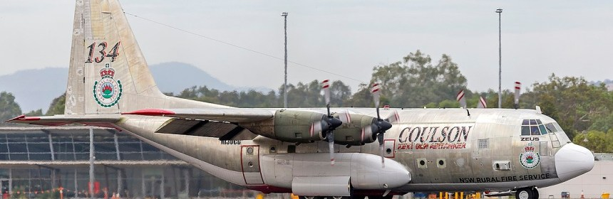 C-130 Firefighting Aircraft crashed in Australia killing 3 people