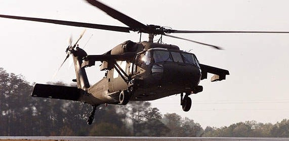 A Black Hawk Helicopter has crashed in Taiwan, killing 8 people
